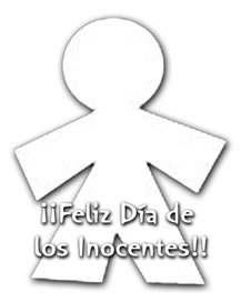 DIA DE LOS SANTOS INOCENTES
